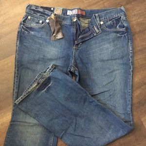 NWT NEW Bootcut Mossimo Jeans